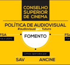 SAv/Minc lança 11 editais com investimentos de R$ 80 milhões em recursos do Fundo Setorial do Audiovisual