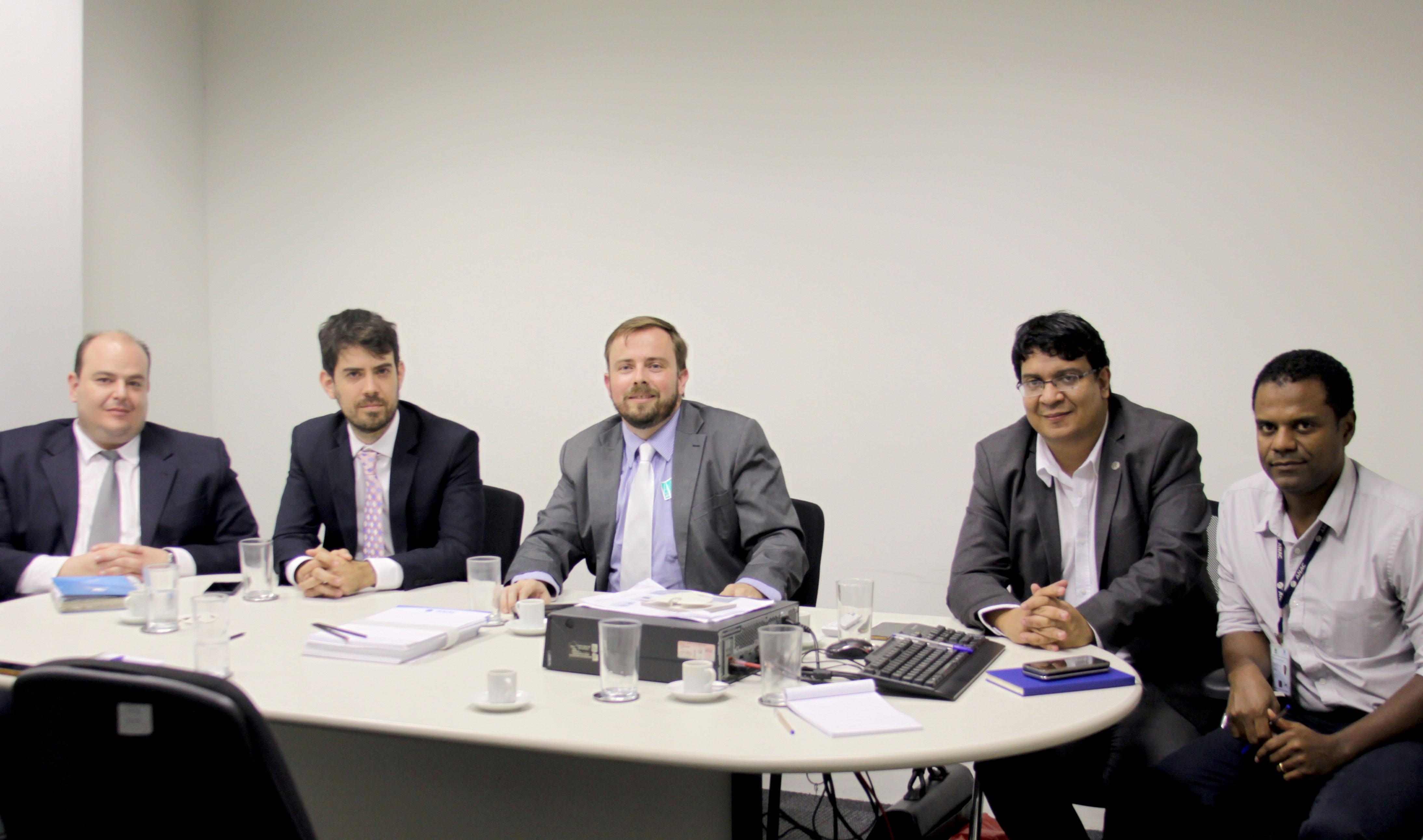Anac e Sinagências se reúnem para discutir sobre Equipamentos de Proteção  Individual (EPI) 88a6f2d807