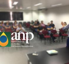 Diretores do Sinagências visitam a ANP em São Paulo
