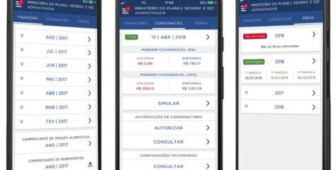 Servidores já podem consultar histórico de rendimento anual no aplicativo Sigepe Mobile