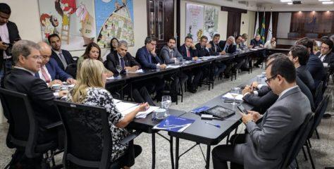FONACATE E FRENTAS avaliam tramitação da PEC 06/2019 e planejam ações conjuntas